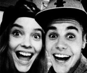 fab, perfect couple, and bieber image