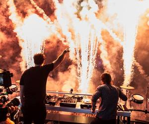 music, axwell, and love image