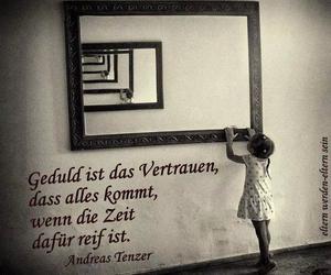 deutsch, sprüche, and vertrauen image