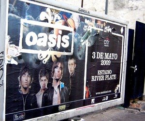 argentina, noel gallagher, and oasis image