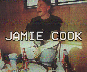jamie cook and arctic monkeys image