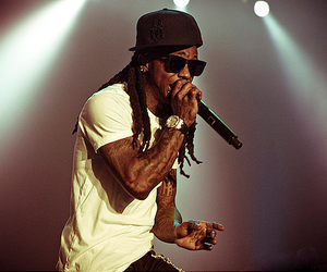 lil wayne, tattoo, and Weezy image