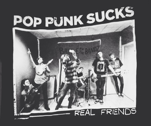 pop punk, punk, and real friends image