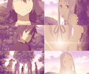 anime, menma, and ano hana image