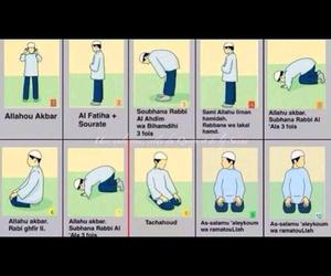 allah, Ramadan, and prière image