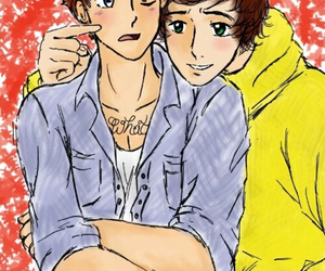 don't surrender, 1 direction, and larry stylinson image