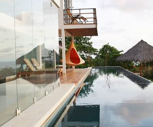 decoration, house, and pool image
