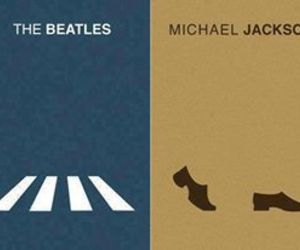 michael jackson, the beatles, and beatles image