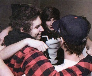 boy, you me at six, and friends image