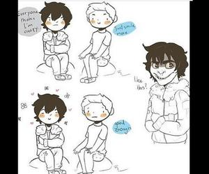 jason, OMG, and nico di angelo image