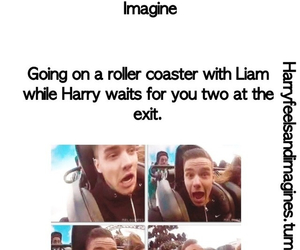 liam payne, imagine 1d, and liam imagines image
