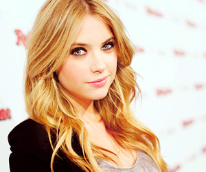 blonde, girl, and pretty little liars image