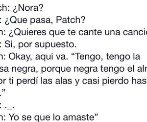 patch, hush hush, and nora grey image