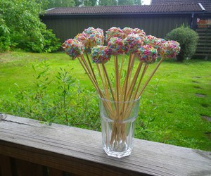 cakepop, delicious, and eat image