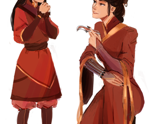 avatar and mei image