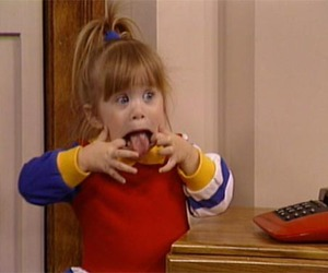 full house and michelle tanner image