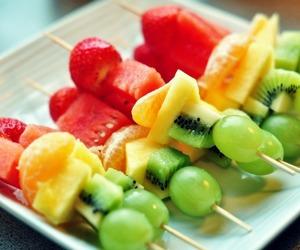 colors, kiwi, and fitness image