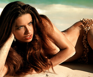 Adriana Lima, model, and ch443 image