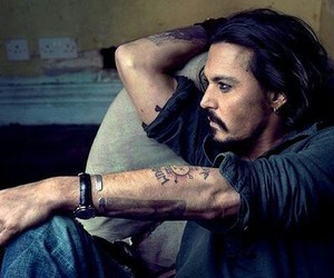 johny deep, men, and strong image