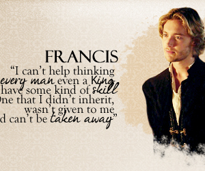 reign and francis image
