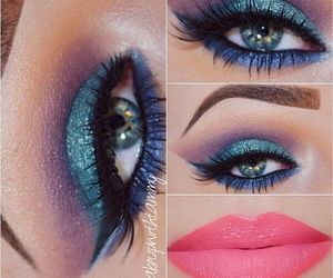 pretty makeup image