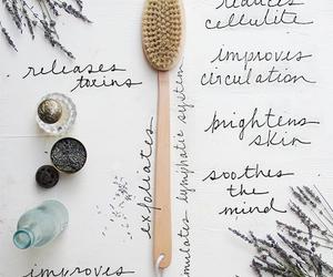 boho, brushing, and dry image
