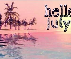 summer, 4 years, and hello july image