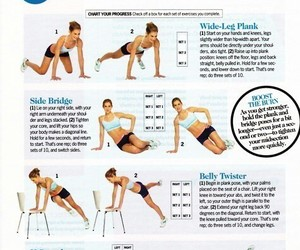 fitness, workout, and slim down image