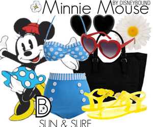 disney and minie mouse image