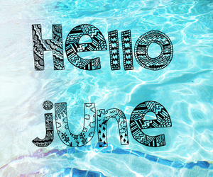 hello, Hot, and june image
