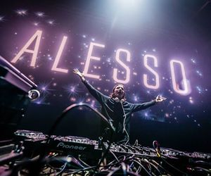 alesso and music image