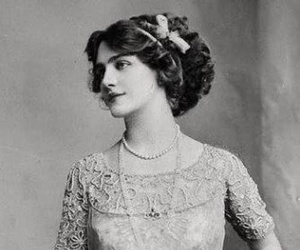 lady, edwardian, and victorian image