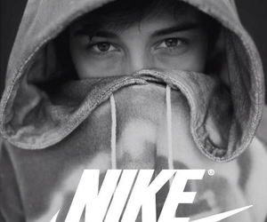nike, boy, and neymar image