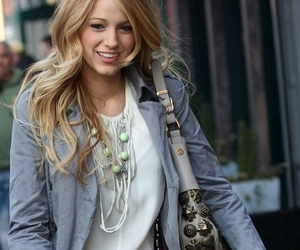 blake lively, blonde, and fashion image