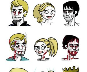 Eric Northman, sookie stackhouse, and true blood image