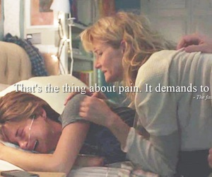 hazel, the fault in our stars, and thefaultinourstars image
