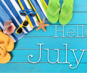 hello, holidays, and july image