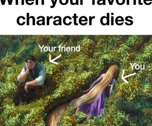 die, harry potter, and tfios image