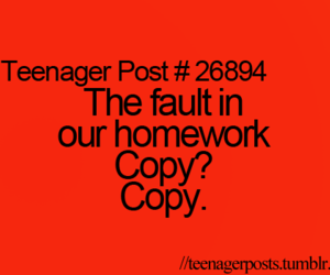 funny, school, and tfios image