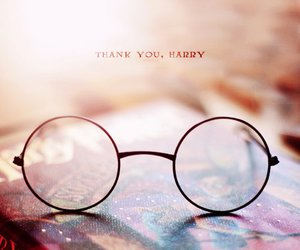 glasses, harry potter, and life image