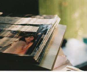 book, vintage, and film image