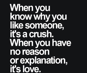 love, crush, and quotes image