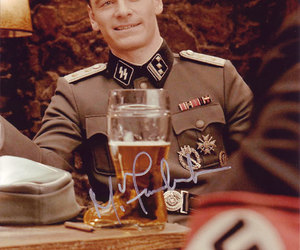 inglourious basterds and michael fassbender image