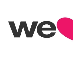 we heart it, pink, and heart image