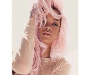 rihanna, beautiful, and blonde image