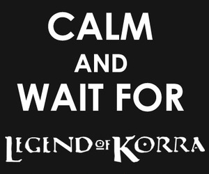avatar, avatar the last airbender, and keep calm image