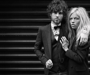 couple, margaux, and kooples image