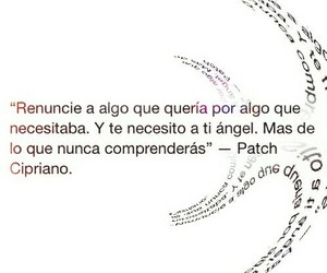 amor, hush, and patch cipriano image