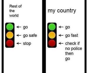 funny, country, and green image
