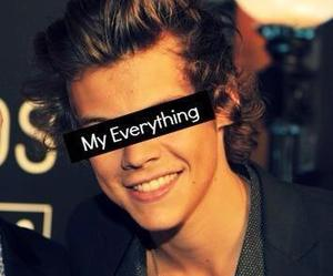 my everything, Harry Styles, and perfect image